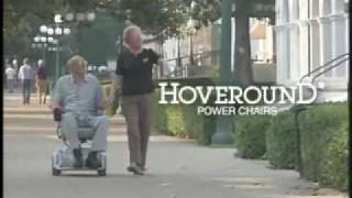 """Hoveround Round Round I Get Around"" Commercial"