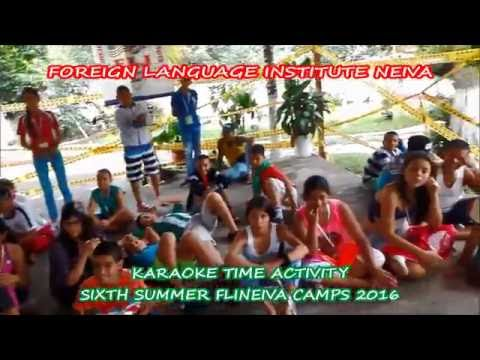 FLINEIVA SFNC 2016 KARAOKE TIME ACTIVITY