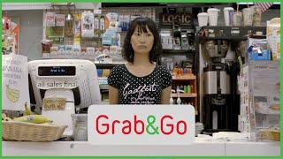 GRAB N GO - Season 1 |  Directed by Tsyen Shen | Yurika Ohno | Gary Ng | Robert Arson Teague