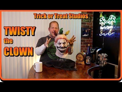 TRICK OR TREAT STUDIOS, TWISTY THE CLOWN MASK🤡