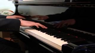 楽譜は、ヤマハの「月刊ピアノ2015年3月号」のもの を使いました。 動...