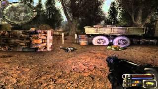 Прохождение сталкер снайпер часть 2 (4)
