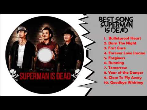 Top 10 mp3 Superman Is Dead - Best Song English Lyric