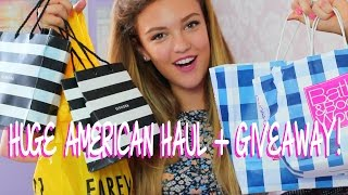 HUGE AMERICAN HAUL + GIVEAWAY!!! | BeautySpectrum