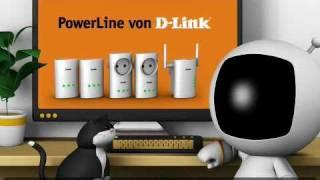 D-Link PowerLine: So funktioniert's