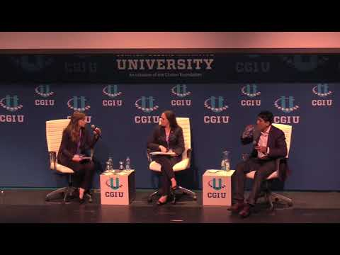 CGI U 2017 | Is the Sharing Economy Sustainable?