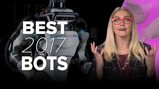 Coolest robots of the year