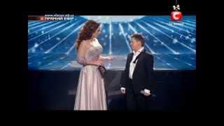 Х ФАКТОР 3   Евгений ЛИТВИНКОВИЧ Гала концерт 05 01 13
