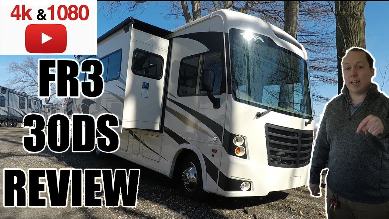 2018 Forest River Fr3 30ds  Rv Review  Class A Motorhome