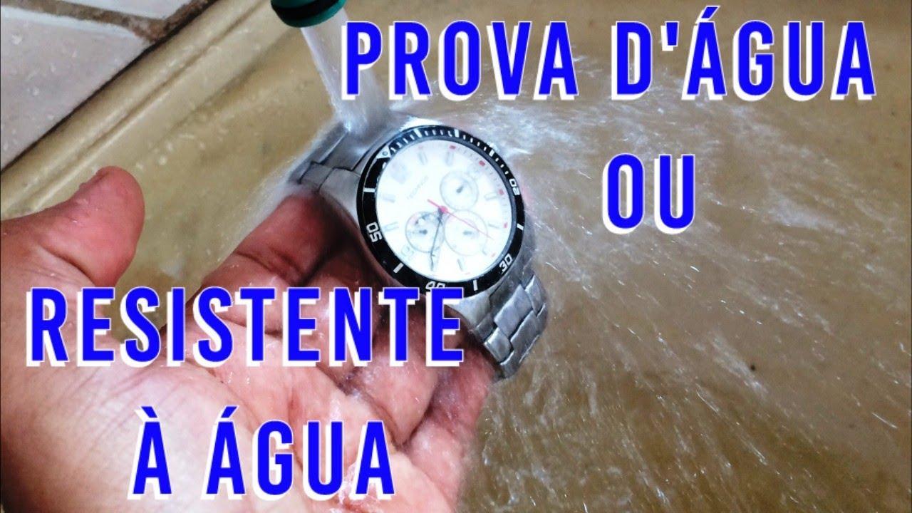 030103369b0 Como saber se meu Relógio é a prova d`água