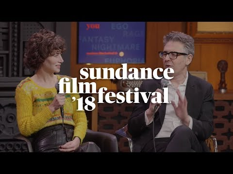 Cinema Cafe with Ira Glass and Miranda July