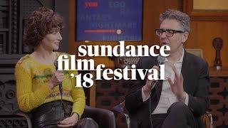 Cinema Cafe with Ira Glass and Miranda July thumbnail