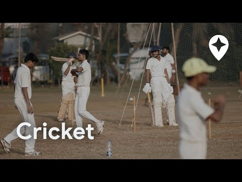 Cricket in Mumbai - Exploring India, Ep. 5