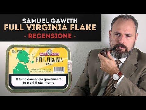 Samuel Gawith FULL VIRGINIA Flake - Recensione