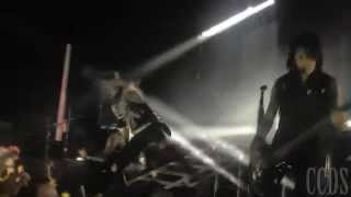 Black Veil Brides - Heart of Fire - Live at Cardiff University 03/10/14