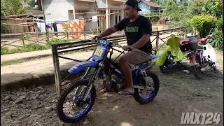Download Video PART2 BEBEK STANDAR ADVENTURE HONDA SUPRA  YRP 88 MP3 3GP MP4