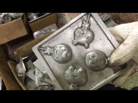 300 patterns soap making mold metal tools mpk (www.mpksoapmold.com)