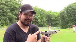 Para Ordnance 45acp 100 rounds at the range