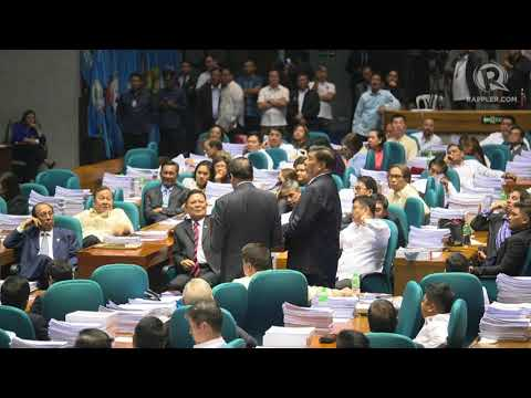Senate votes 14-4  in favor of extending martial law in Mindanao
