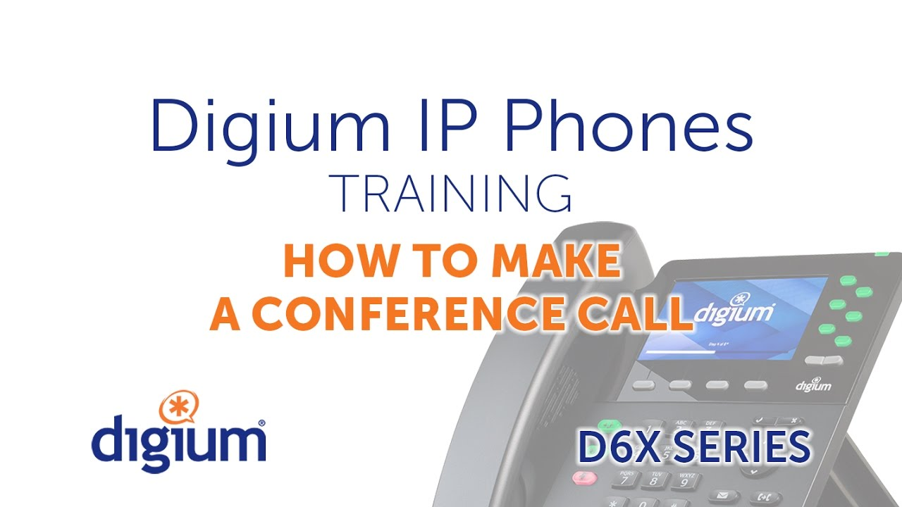 how to make conference call