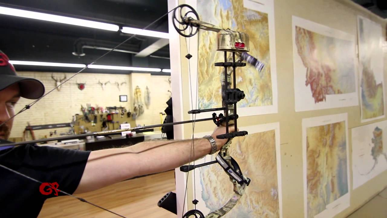 2013 Diamond Core by Bowtech
