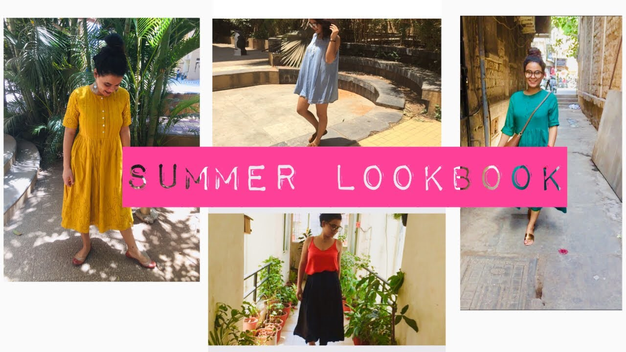 Summer Lookbook 2019 | Practical Casual outfits 2