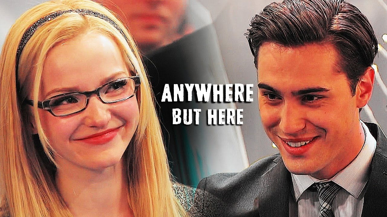 The duo first met on the set of their Disney Channel sitcom Liv and Maddie, where they played couple Diggie Smalls and Maddie Rooney.