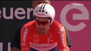 Велоспорт   Джиро дИталия   21 й этап 2 часть