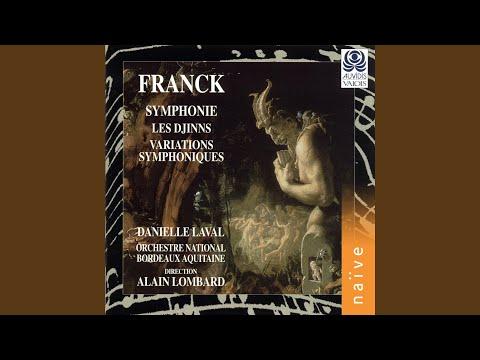 Symphony In D Minor, FWV 48: II. Allegretto