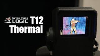 видео Тепловизионный прицел TPL T15