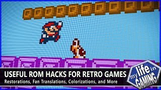 Useful ROM Hacks for Retro Games - Restorations, Fan Translations, Colorizations / MY LIFE IN GAMING