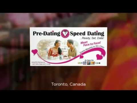 toronto speed dating events