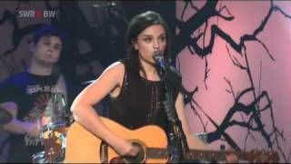 Amy Macdonald  Your time will come BadenBaden 17.12.2010