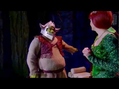 Broadway In Chicago Shrek  the Musical -