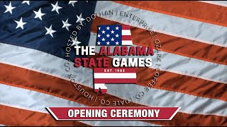 2021 Alabama State Games Opening Ceremony