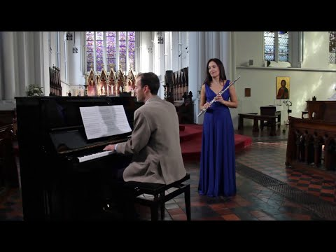 Duo Anima - Flute & Piano - jazz - classical - live wedding music - London & Home Counties