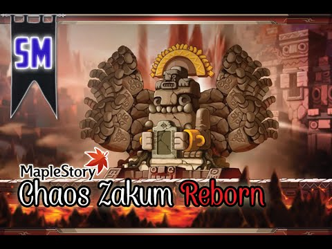MapleStory: New Chaos Zakum!