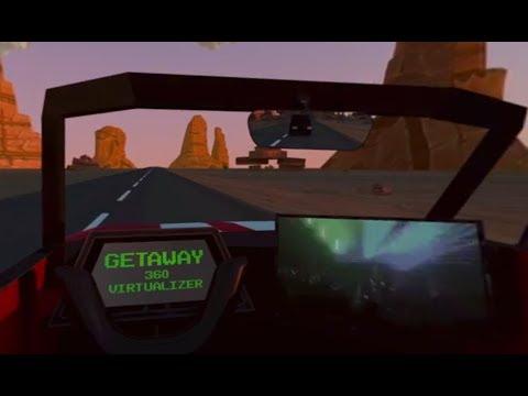 "Saint Motel - ""Getaway"" (360 Virtualizer)"