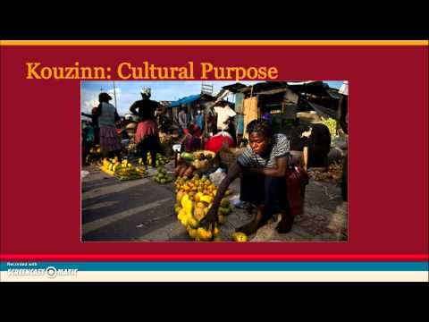 Haitian Vodou Spirits in Relation to Culture