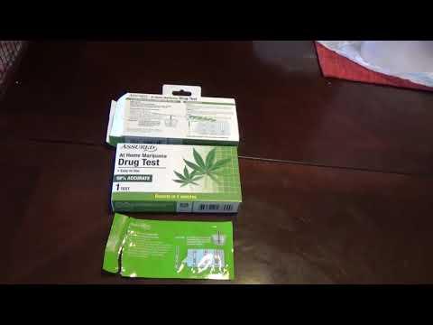 At Home MARIJUANA Drug Test 1 Dollar!!!!