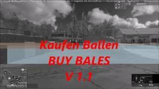 Link: https://www.modhoster.de/mods/kaufen-ballen  http://www.modhub.us/farming-simulator-2015-mods/buy-bales-v1-1/