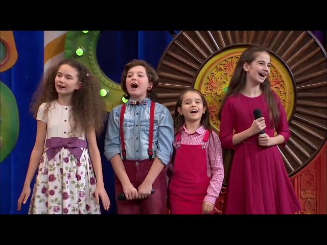 BKM Güldüy Güldüy Çocuk Show 20. Bölüm Güldüy Güldüy Koro
