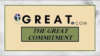 "The Great.com: ""The Great Commitment"""