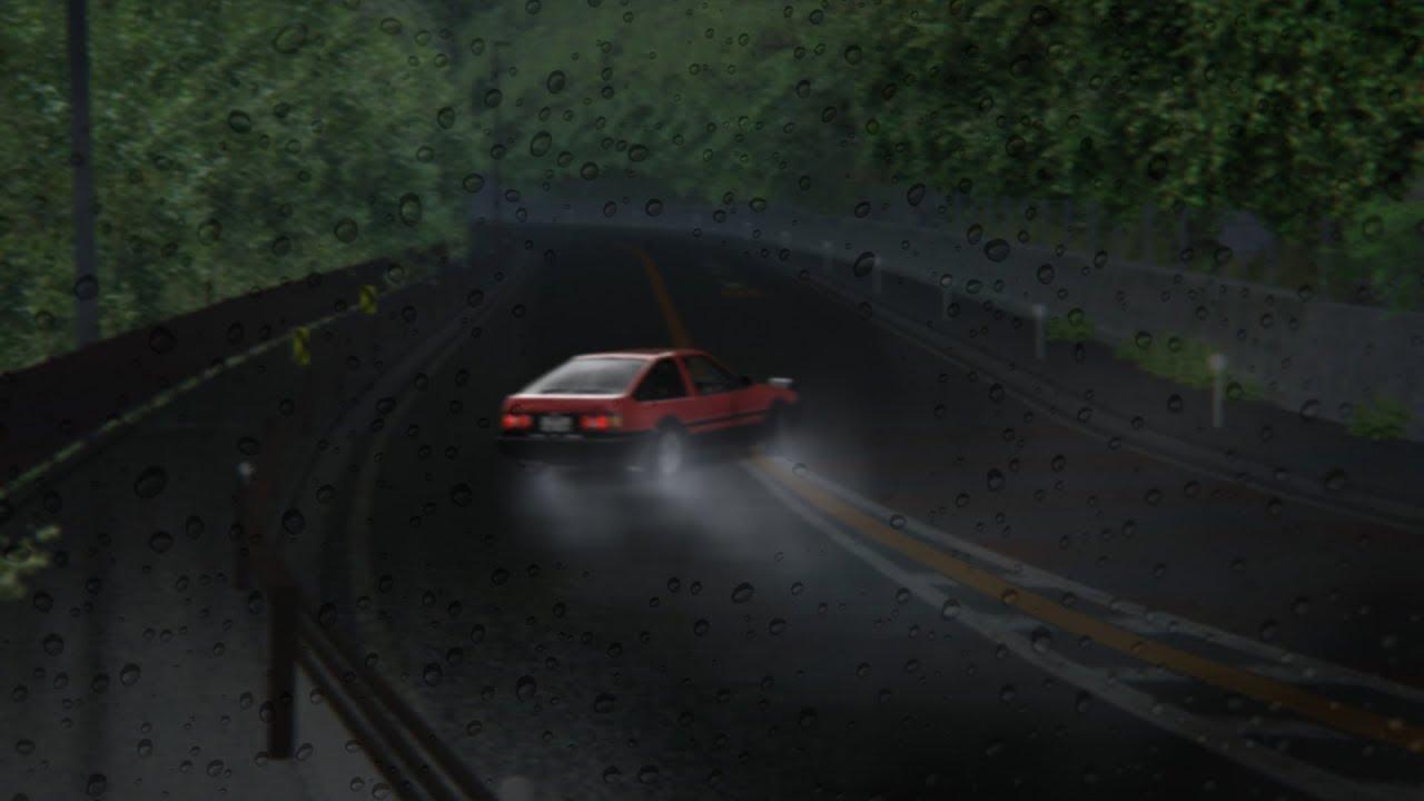 Assetto Corsa - Otarumi Touge Wet - AE86