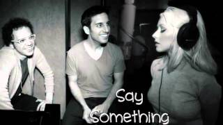 say something cover by omar kamal
