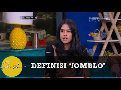 Kata Lain 'Jomblo' Menurut Maudy Ayunda & Megantara