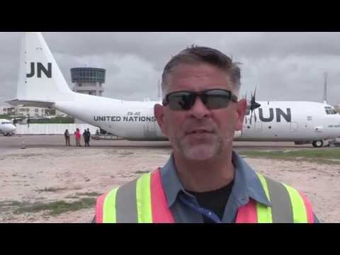 Aden Adde international airport Somalia 2015 HD12
