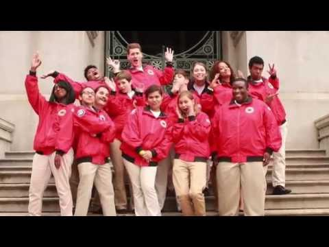 AmeriCorps Day in the Life: City Year Providence 2015