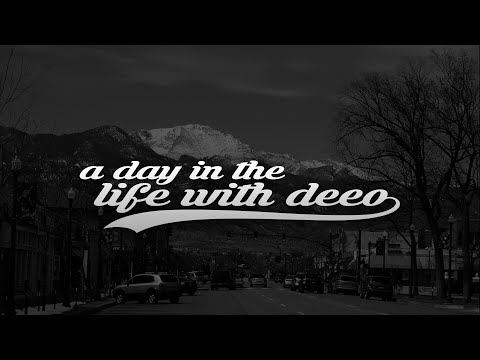 Day with DeeO   9/27/2015   Aztec and Jimmy Johns!