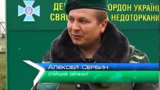 В Харьковской области усиливают охрану границы(http://objectiv.tv/090414/95728.html - Охрана границы усилена. Подкрепление для пограничников за неделю подготовили к служб..., 2014-04-10T00:14:39.000Z)